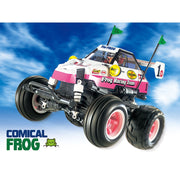 Tamiya Comical Frog 1/10 2WD RC Buggy WR-02CB T58673