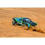 Traxxas 68077-4 Slash Ultimate 4X4 1/10 4WD Brushless Short Course Racing Truck (Green Edition)
