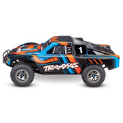 Traxxas 68077-4 Slash Ultimate 4X4 1/10 4WD Brushless Short Course Racing Truck (Orange Edition)