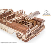 Ugears 70041 Dream Cabriolet 739pc