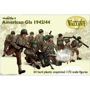 Valiant Miniatures 1/72 US Infantry