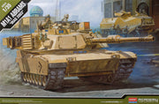 Academy 13202 1/35 M1A1 Abrams Iraq 2003 (With Australian Decals)
