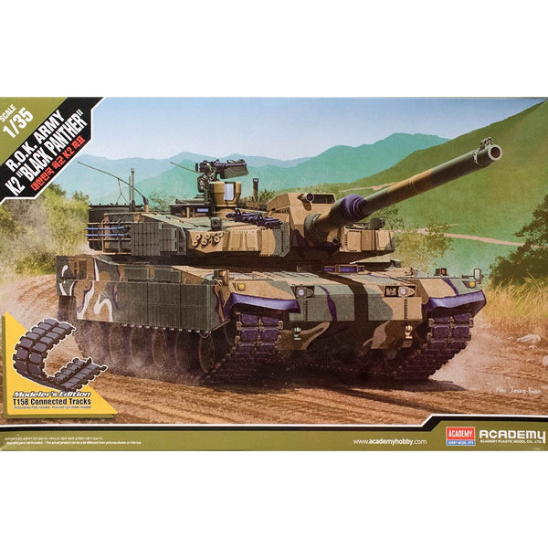 Academy 1/35 ROK Army K2 Black Panther