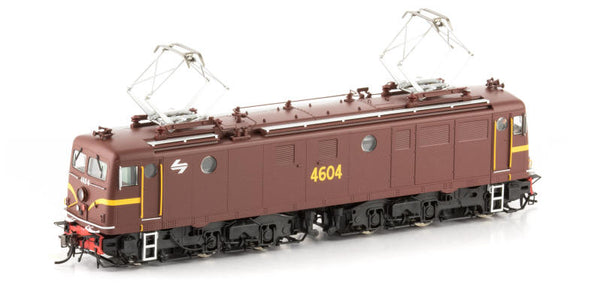 Auscision HO 46-11 4604 Austerity with Buffers Removed 46 Class Locomotive