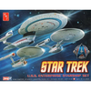 AMT 660 1/2500 Star Trek Enterprise 3 in 1 Set