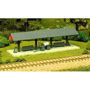 Atlas 0707 HO Passenger Station Kit