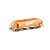 Auscision HO NDFF Transport NSW Orange & Silver 4 Car Pack
