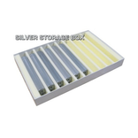 Auscision HO Silver Storage Box (Vertical Liners)