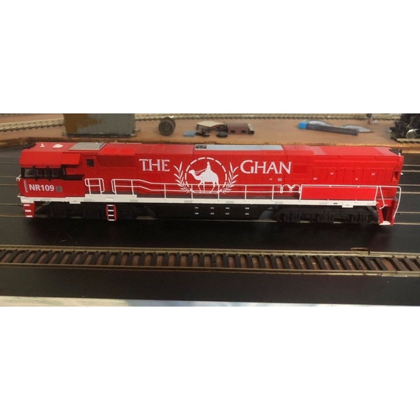 Austrains NEO HO NR109 The Ghan Mk2