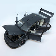 Authentic Collectables ACD18F18PB 1/18 Ford FGX Falcon Matte Black Plain Body Edition