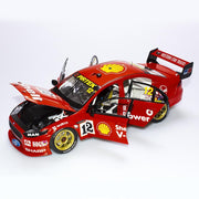 Authentic Collectables ACD18F18F 1/18 Shell V-Power Racgin Team #12 Ford FGX Falcon 2018 Sandown 400 Retro Round