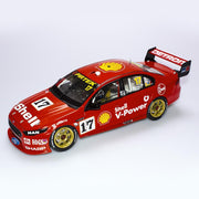 Authentic Collectables ACD18F18E 1/18 Shell V-Power Racing Team #17 Ford FGX Falcon 2018 Sandown 500 Retro Round