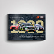 Authentic Collectables AC2018BAB 2018 Supercheap Auto Bathurst 1000 Annual Collectors Book