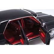 Auto Art 72447 1/18 Holden HR Premier Sedan - Warrigal Black w/ Astoria Red Interior 1967*