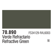 Vallejo 70890 Modelcolor Reflective Green 17ml Paint