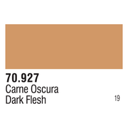 Vallejo 70927 Modelcolor Dark Flesh 17ml Paint