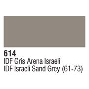 Vallejo 73614 Primer Poly. 60ml IDF Israeli Sand Grey