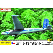 AZ Model 1/48 LET L-13 Blanik, Aeroclub Pt.3