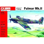 AZ Models 7566 1/72 Fairey Fulmar Mk.II ex-Vista with p/e plus PUR Parts