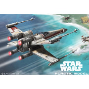 Bandai 0210522 Star Wars 1/72 & 1/144 Red Squadron X-Wing Starfighter Special Set