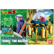 Bandai 02163951 Dragonball Z Figure-rise Mechanics Trunks Time Machine