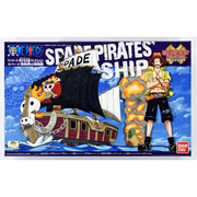 Bandai 50557221 Grand Ship Collection Spade Pirates Ship