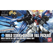 Bandai HGBF 1/144 Build Strike Gundam Full Pack | 184468