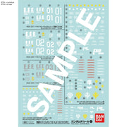 Bandai Decal 120 Mobile Suit Gundam Blue Destiny M/U | 2249191
