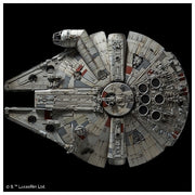 Bandai 0225727 Star Wars 1/72 PG Millennium Falcon Standard Version