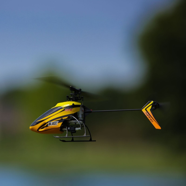 Blade Nano CP S RTF Collective Pitch SAFE Helicopter (Mode 2)