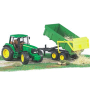 Bruder 02058 1/16 John Deere 6920 Tractor with Tipping Trailer