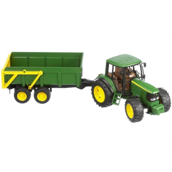 Bruder 1/16 John Deere 6920 Tractor with Tipping Trailer