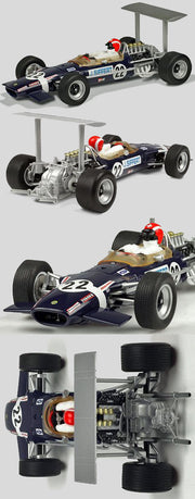 Scalextric Lotus 49B