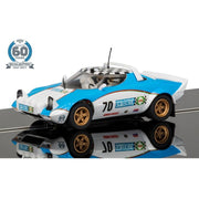 Scalextric C3827A Anniversary Collection Car No.5 - 1970s Lancia Stratos Limited Edition