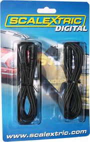 Scalextric Digital Throttle Extension Cables