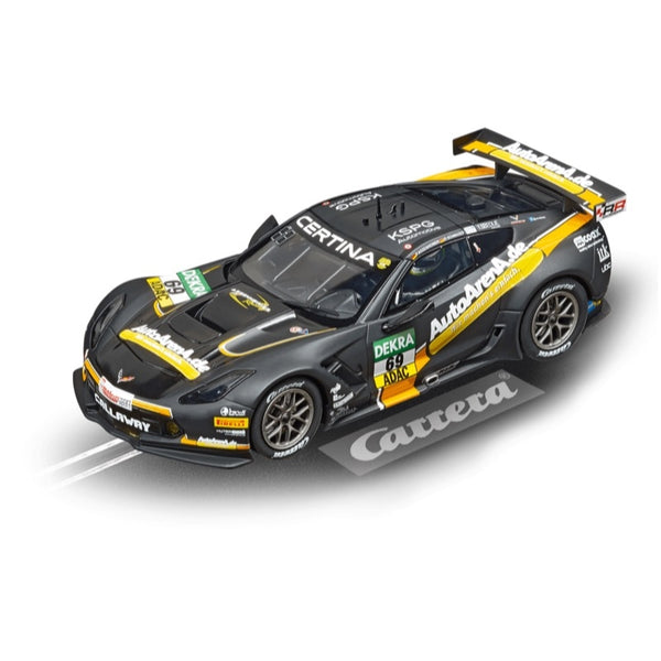 Carrera Evolution Chevrolet Corvette C7.R No.69 Slot Car