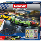 Carrera Digital 132 Pure Speed Slot Car Set