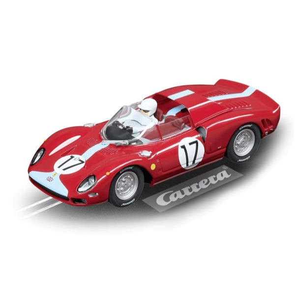 Carrera Digital 132 Ferrari 365 P2 Maranello Concessionaires Ltd #17 Slot Car