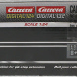 Carrera Digital 132/124 Track Section for Pit Stop Extention