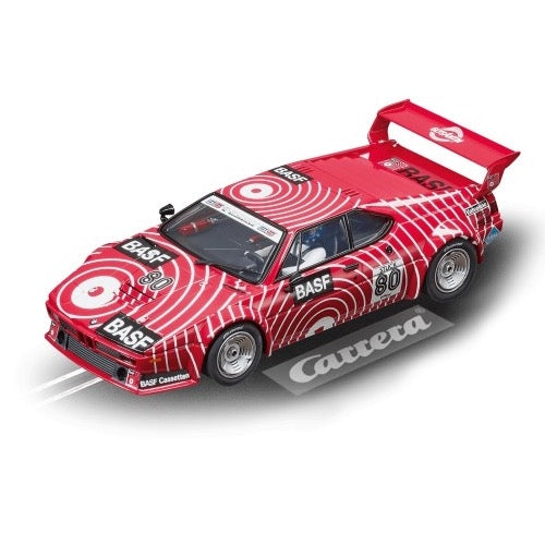 Carrera Evolution BMW M1 Procar (BASF No.80) 1980 Slot Car