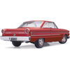 Diecast Replicars Ford Falcon XP 1965 Futura Hardtop - Red