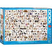 Eurographics 20581 2000pc World of Dogs