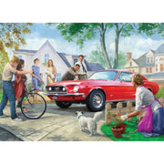 Eurographics 60956 American Classics Red Pony Puzzle 1000pc