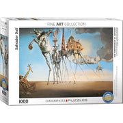 Eurographics 60847 Dali Temptation of St. Anthony Puzzle 1000pc