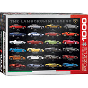 Eurographics 60822 Lamborghini Legend Puzzle 1000pc