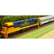 Frateschi HO Pacific National C30 Loco & Container Electric Train Set