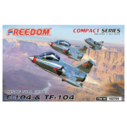 Freedom Models Compact F-104 & TF-104 USAF