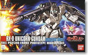 Bandai HGUC 1/144 Unicorn Gundam (Unicorn) + Head | 163115