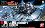 Bandai HGUC 1/144 Base Jabber Unicorn Version | 176510