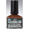 Gunze WC03 Mr Weathering Color Stain Brown